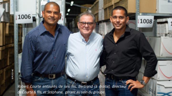 Groupe Courte & Fils, la passion d'entreprendre